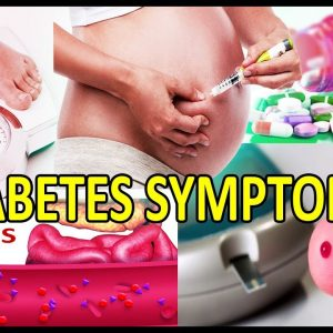 Diabetes Symptoms - Type 1 & Type 2