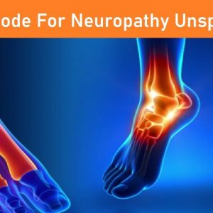 icd 10 code for neuropathy unspecified